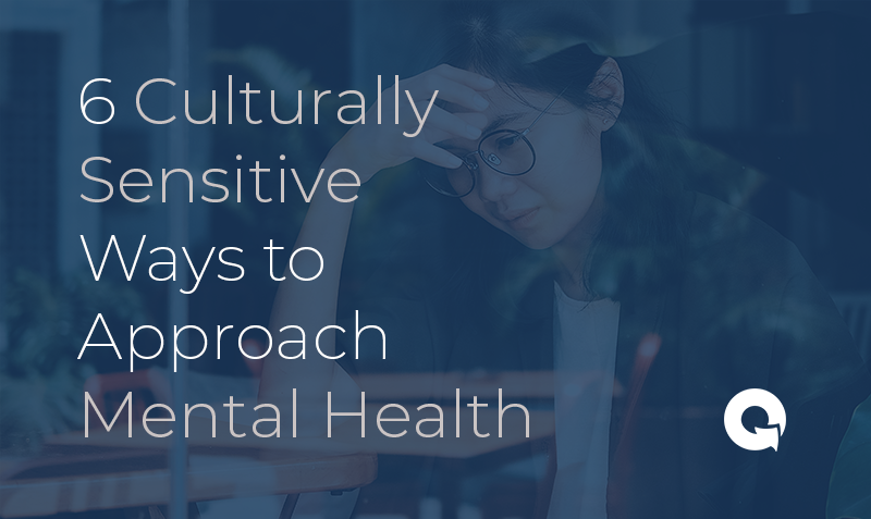 culturally competent mental health