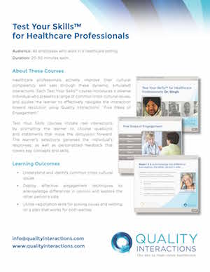 Test Your Skills™ for Healthcare Professionals