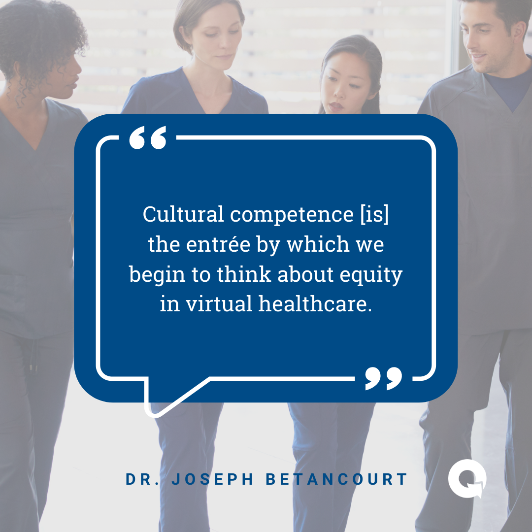 equity in virtual healthcare