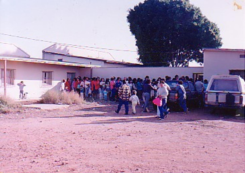 Volunteer medical clinic